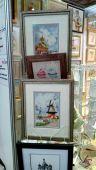 Схемы для вышивки крестом Ветряная мельница и Голландская гавань. Отшивы