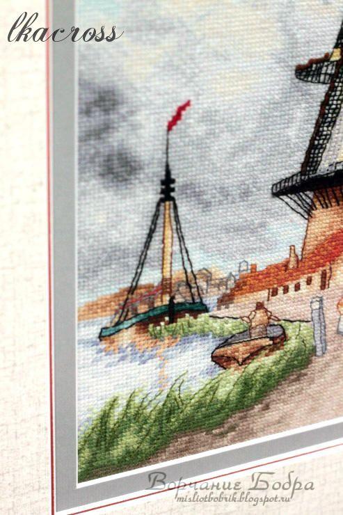 Другие фото Ветряная мельница