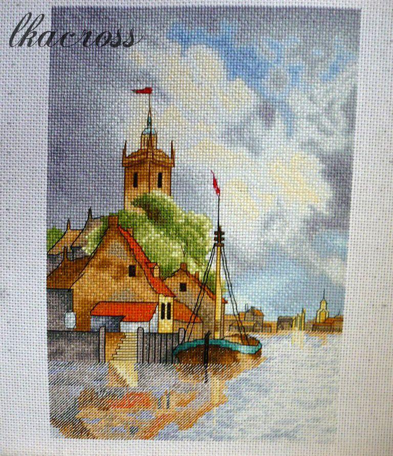 Вышивка голландская провинция 37